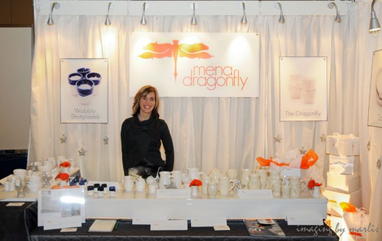 The Mena Dragonfly Booth